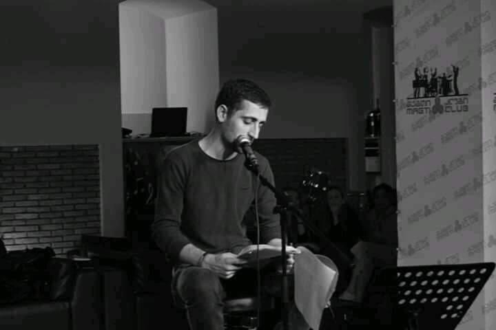 ნიკა კვესელავა - ლექსები